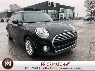 MINI Cooper NAV BLACK ON BLACK L.E.D. HK SOUND AUTO 2016
