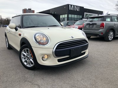 MINI Cooper LOW PRICE LEATHERETTE 6 SPEED MANUAL BLUETOOTH 2016