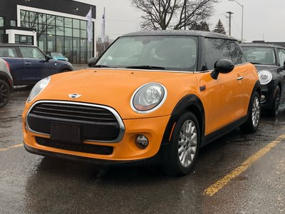 2016 MINI Cooper CAMERA NAVI PANO HEATED KEYLESS ORANGE VOLCANIC AUTO