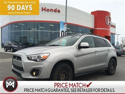 2013 Mitsubishi RVR GT, AWD, HEATED SEATS,SUNROOF
