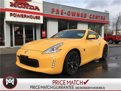 2017 Nissan 370Z FREE INDOOR HEATED STORAGE! WINTER SPECIAL PRICE!!