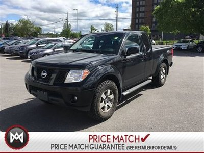 Nissan Frontier PRO 4X OFFROAD - CRUISE, AIR CONDITIONING 2012