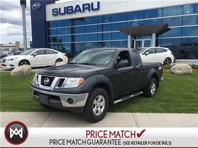 Nissan Frontier King Cab - LOW KM -PWR Group - RARE Manual 2012
