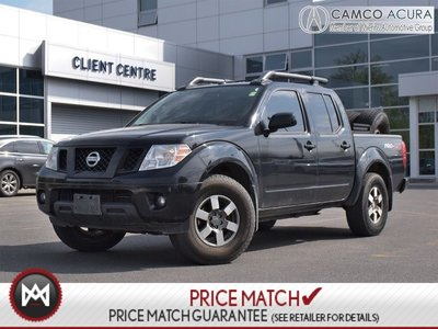 2012 Nissan Frontier PRO-4X AWD CREW CAB