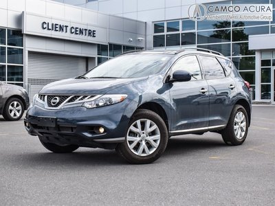 Nissan Murano SV, AWD, DUAL SUNROOF 2013