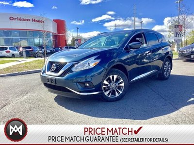 2016 Nissan Murano SV AWD ONE Owner Clean Carfax