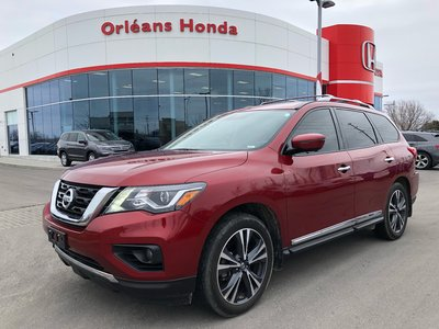 2017 Nissan Pathfinder PLATINUM EDITION LOADED