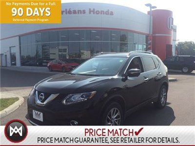 2014 Nissan Rogue SL AWD PREMIUM, NAVIGATION,PANORAMIC SUNROOF