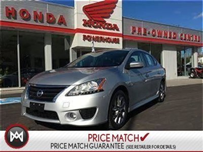 2013 Nissan Sentra SR- TWO SETS OF TIRES. YOU NEED TO SEE THIS ONE!!!