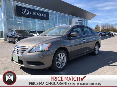 2015 Nissan Sentra AUTO - NAVI - SUNROOF - PUSH START- PRICED TO SELL