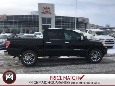 Nissan Titan SL LEATHER NAVI ROOF LOADED 2014