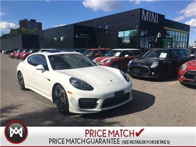 Porsche Panamera WHITE ON CARMINE RED GTS PORSCHE EXTENDED WARRANTY 2020 or 160000km 2014