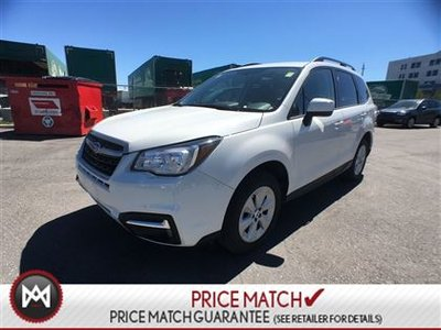 Subaru Forester AWD HEATED SEATS BACK UP CAMERA ALLOYS 2017