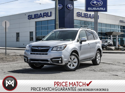2018 Subaru Forester GREAT PACKAGE !