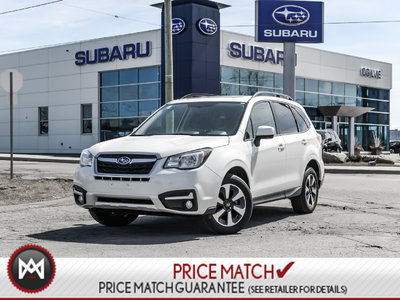 2018 Subaru Forester TOURING PACKAGE ALL NEW PROGRAMS APPLY