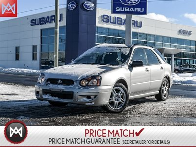 2005 Subaru Impreza 2.5 RS HATCH
