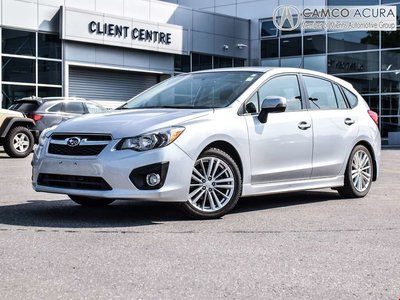2013 Subaru Impreza NAVI, LEATHER ROOF LIMITED AWD