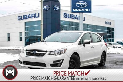 2015 Subaru Impreza 2.0i LTD Sport Tech Eyesight NAV Leather