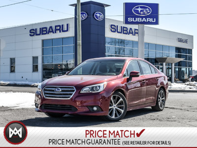 2015 Subaru Legacy LIMITED WITH  NAVIGATION