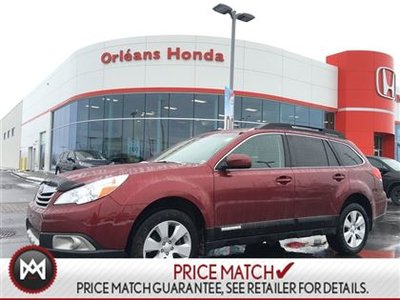 2012 Subaru Outback AWD, SUNROOF,HEATED SEATS