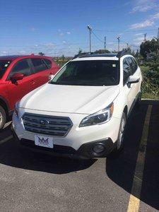 2015 Subaru Outback 2.5i,SUNROOF,HEATED SEATS, ALLOYS