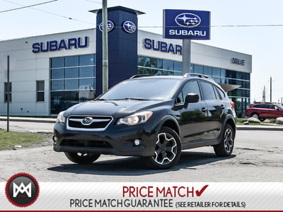 2014 Subaru XV Crosstrek TOURING HEATED SEATS FOGLAMPS