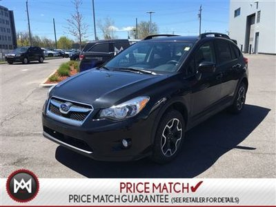 2015 Subaru XV Crosstrek SPORT AWD  ROOF LOADED