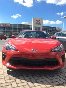 2017 Toyota 86 6M