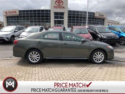 2012 Toyota Camry Hybrid NAVIGATION - SUNROOF- XLE - MINT