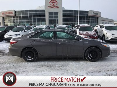 Toyota Camry Hybrid LOW KM - BACK UP CAM - EXTRA CLEAN - 2 SETS TIRES 2015