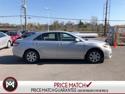 Toyota Camry LE - LOW KM - ACCIDENT FREE 2011