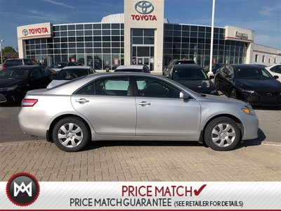 2011 Toyota Camry LE - LOW KM - ACCIDENT FREE