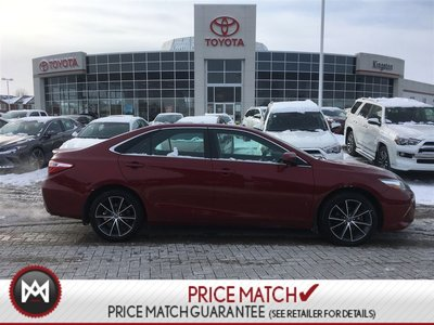 Toyota Camry XSE- Navigation, Leather Bolster,Alloys &More! 2015