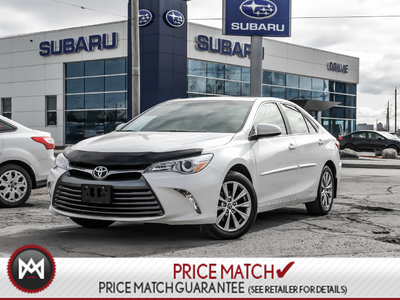 Toyota Camry XLE LEATHER NAVIGATION 2015