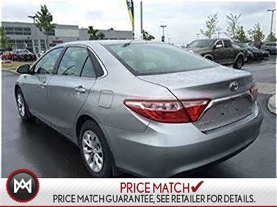 Toyota Camry LE BACK UP CAMERA HEATED SEATS LOADED 2016
