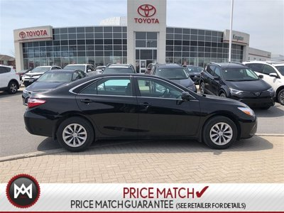 2017 Toyota Camry LE - LOW KM - CAMERA - BLUETOOTH