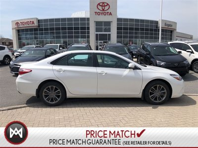 Toyota Camry TOYOTA CERTIFIED!! 2017