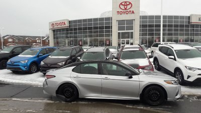 Toyota Camry XSE - RED LEATHER - TWO SETS TIRES - EXTENDED WARR 2018