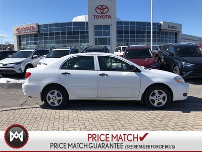 2006 Toyota Corolla AS IS SPECIAL - LOW KM