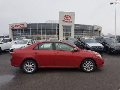 2009 Toyota Corolla PUSH START - SUNROOF - ALLOY