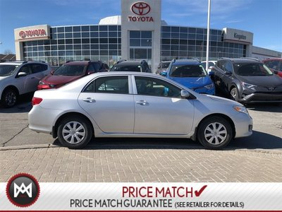 2010 Toyota Corolla AUTOMATIC - ONE OWNER - NO ACCIDENTS