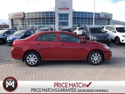 2010 Toyota Corolla Keyless Entry,Power Windows,Locks ,Cruise & More!!