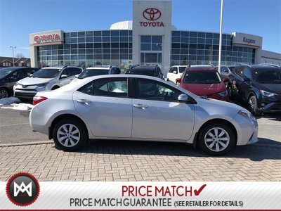 Toyota Corolla HEATED SEATS - CAMERA - BLUETOOTH - AUTOMATIC 2014