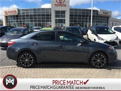 2015 Toyota Corolla ALLOYS,SUNROOF &LOTS MORE!