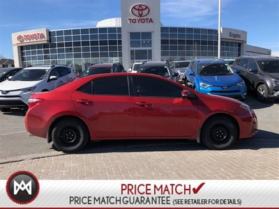 Toyota Corolla TRIM S - CLEAN AS THEY COME - LOW KM 2015