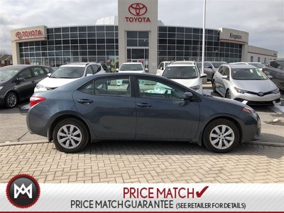 Toyota Corolla LE - LOW KM - HEATED SEATS 2016