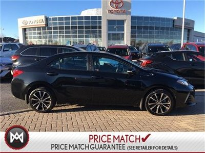 2017 Toyota Corolla XSE- LEATHER,SUNROOF,SMART KEY,ALLOYS & MORE!