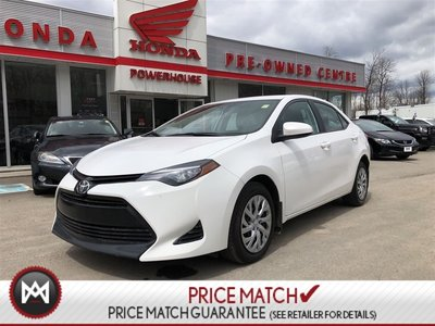 2017 Toyota Corolla LE* HEATED SEATS! BACK UP CAMERA!
