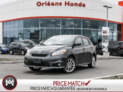 2012 Toyota Matrix XRS PKG-SUNROOF,18