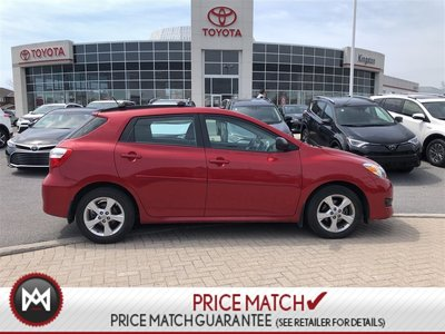 2013 Toyota Matrix SPORT - SUNROOF - ALLOY